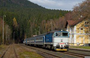 Der Böhmerwald Courier fährt seit mehr als 20 Jahren. Fotos: Pavel Koura