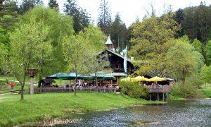 Frühling im Schwellhäusl, Foto: Touristinformation Bayerisch Eisenstein