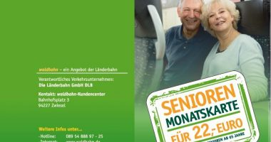 Senioren-Monatskarte
