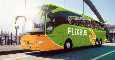 Flixbus über Freyung nach Prag