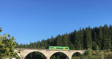 Erlebniszugfahrt von Plattling nach Bayerisch Eisenstein mit Reiseleitung