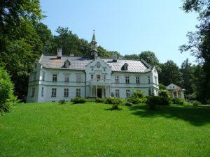 Schloss Buchenau, Foto: Förderkreis Schloss Buchenau e.V.