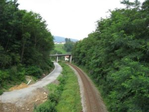 Waldbahnradweg, Quelle Mountainbiken Arberland