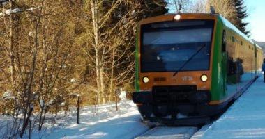 Waldbahn Ludwigsthal, Haus zur Wildnis. Foto: Wibmer
