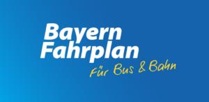 Logo Bayern Fahrplan