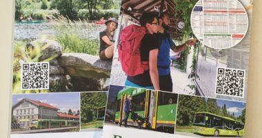 Bayerwald-Ticket/GUTi-Sommerfahrpläne druckfrisch eingetroffen